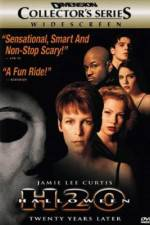 Watch Halloween H20: 20 Years Later M4ufree