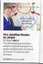 Watch Jonathan Meades on Jargon M4ufree