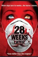 Watch 28 Weeks Later M4ufree